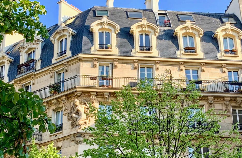 Residential Building in Paris, France
