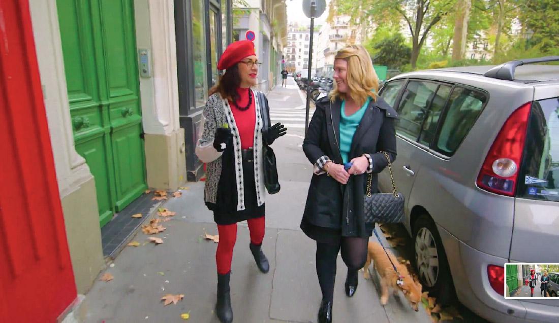 Adrian Leeds on HHI - Season 140 Episode 11 - The Good Life in Paris