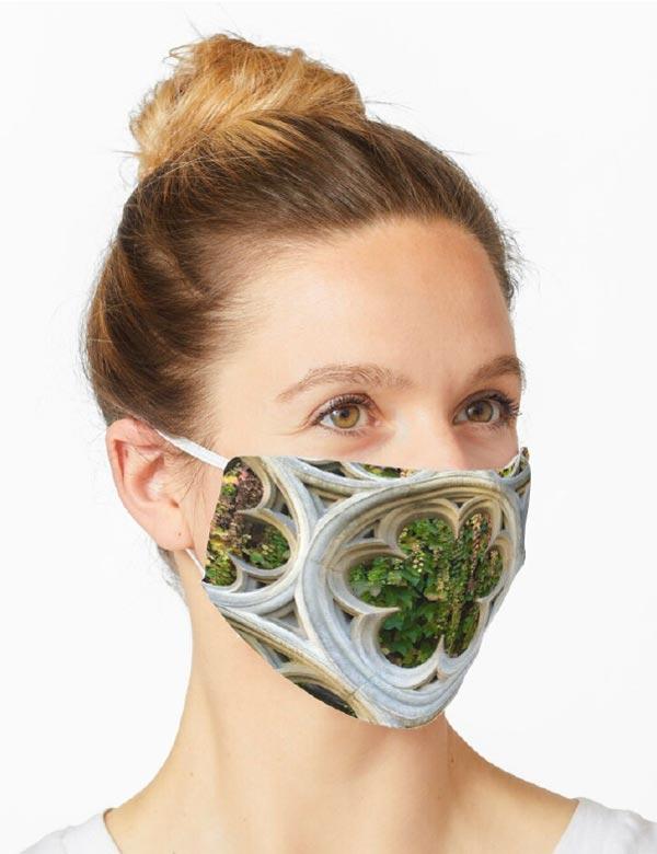 Chicest masks on the market - Parler Nice | AdrianLeeds.com
