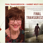 Harriet Welty Rochefort speakse about her book Final Transgression for Adrian Leeds Group Après-Midi